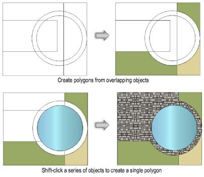 2D Polygon Tool