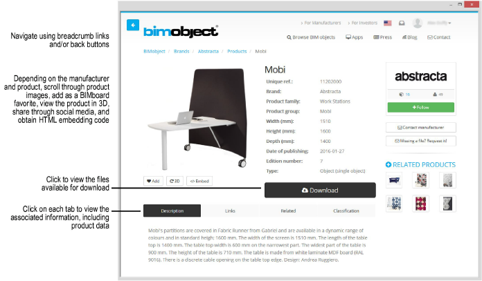 2d/3d object library isymbols by isymbol vectorworks.