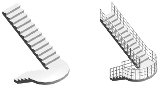 Exceptional The Stair Tool Includes Many Options, Details, And Configurations, And  Performs Many Stair Design Chores Automatically.